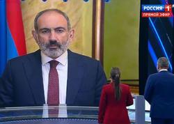 Paşinyan özünü 12 dəqiqədə məhv etdi - FOTO