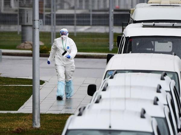 Moskvada koronavirusdan ölənlərin sayı 5 230 nəfərə çatıb