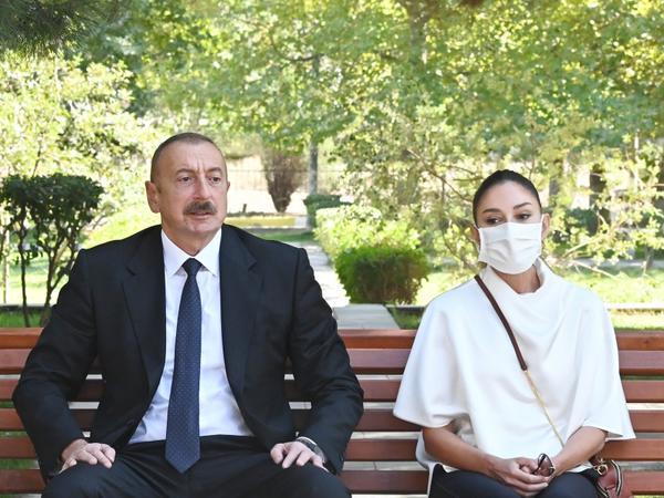 Prezident İlham Əliyev: Bu qanlı döyüşlər bizim üçün, bütün Azərbaycan xalqı üçün həqiqət anıdır