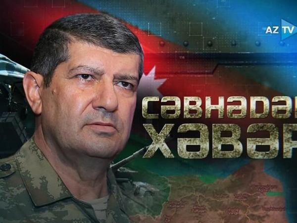 """Şəmistan Əlizamanlı AzTV-də """"Cəbhədən xəbər"""" verəcək"""
