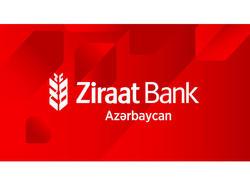 """""""Ziraat Bank Azərbaycan""""da yardım fondlarına olan ödəmələr artıq komissiyasızdır!"""