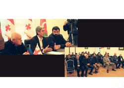 Gürcüstan azərbaycanlıları rəsmi Tbilisiyə çağırış etdi
