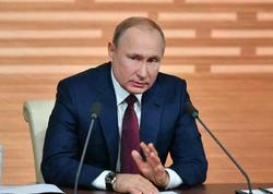 """Qarabağla bağlı əldə olunan razılaşmalar ardıcıl reallaşdırılır - <span class=""""color_red"""">Putin</span>"""