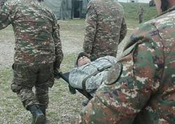 Rusiyalı jurnalist təsadüfən Ermənistanın böyük itkilərini əks etdirən foto paylaşıb - FOTO