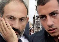 """Paşinyan oğlunu Qarabağdan qaçırdı - <span class=""""color_red"""">FOTO</span>"""
