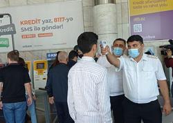 Bakı metrosunda dezinfeksiya işləri gücləndirilib