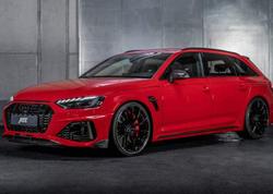 ABT Sportsline Audi RS4 üçün tüninq dəstini hazırlayıb - FOTO