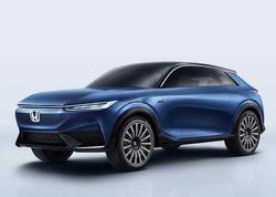 Honda elektrik kupe-krossoverinin carçısını nümayiş etdirib - FOTO