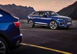 Audi Q5 Sportback krossoveri debüt edib - FOTO