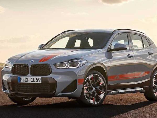 BMW xüsusi seriyadan olan X2 modelini təqdim edib - FOTO