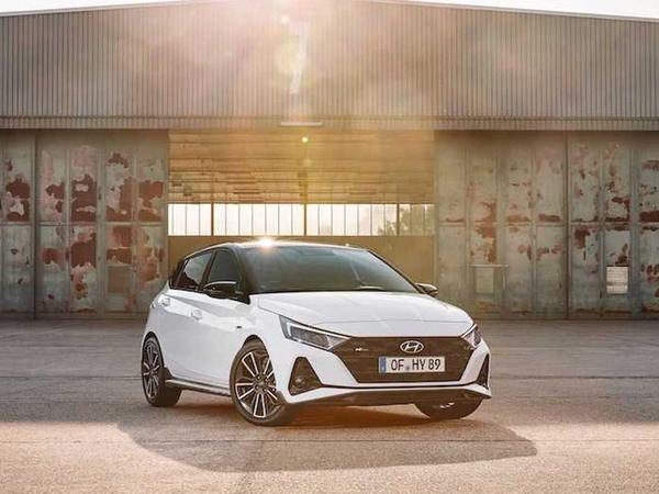 Hyundai i20 N Line modelini təqdim edib - FOTO