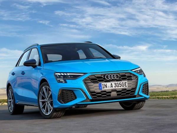 Audi qoşulan A3 hibridini təqdim edib - FOTO