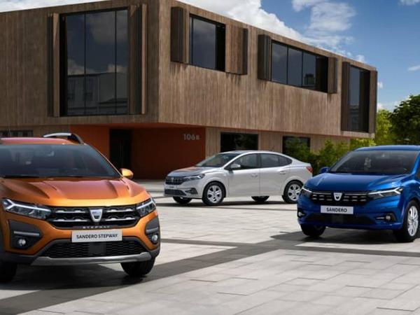 Dacia Logan və Sandero modellərini təqdim edib - FOTO