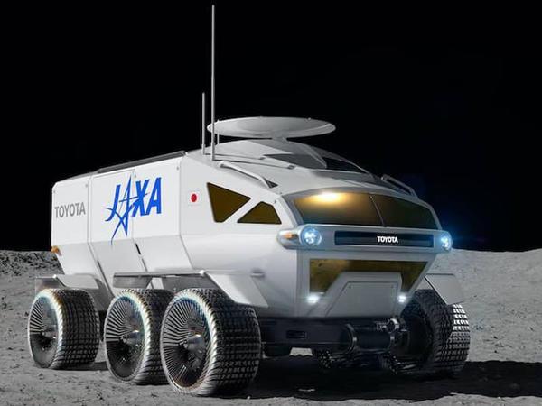 Toyota və JAXA Ayda hidrogen istehsal edəcəklər - FOTO