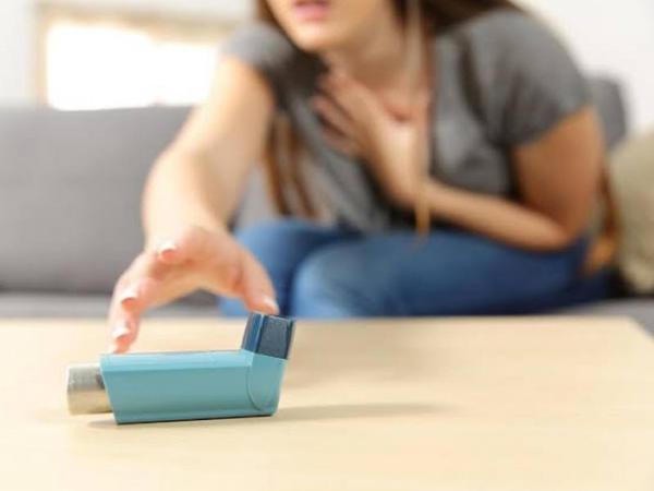 Hormondan asılı olan bronxial astma