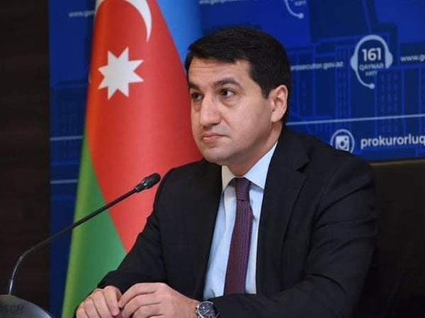 Hikmət Hacıyev israilli həkimlərə təşəkkür edib - VİDEO