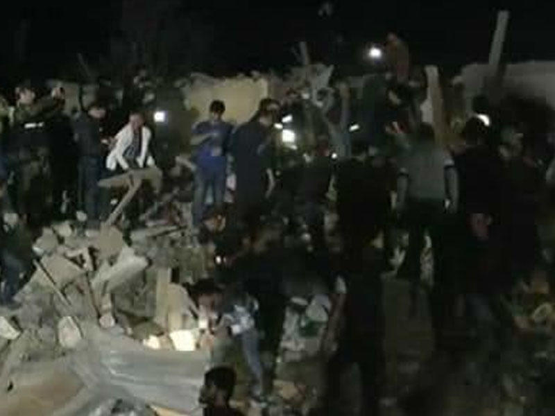 Gəncədə ölənlərin sayı 13-ə çatdı, 52 nəfər isə yaralanıb