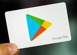 """""""Google Play""""də proqram yükləmələrinin sayı 28,3 milyarda çatıb"""