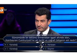 """""""Kim milyoner olmak ister?""""də Dağlıq Qarabağla bağlı sual - FOTO - VİDEO"""