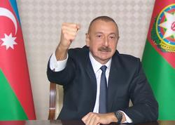 Zəngilan şəhəri və bu kəndlər işğaldan azad edilib - Prezident İlham Əliyev açıqladı