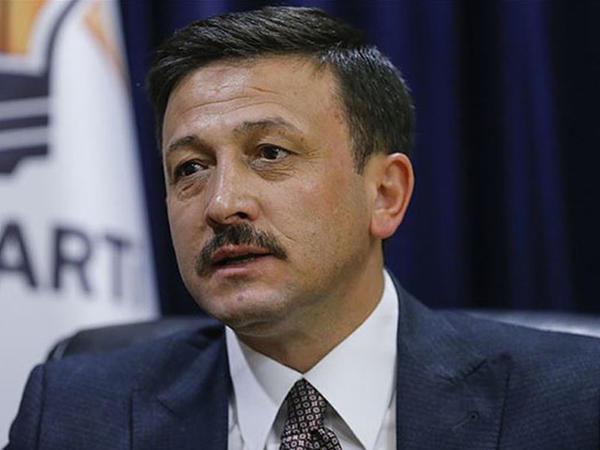 AKP-nin sədr müavini koronavirusa yoluxdu