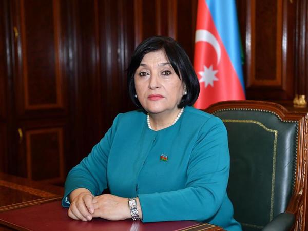 """""""Müzəffər ordumuz başladığı işi sona çatdıracaq"""" - Sahibə Qafarova"""