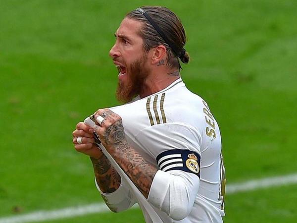 """Ramos """"Şaxtyor""""la matçda oynamayacaq"""