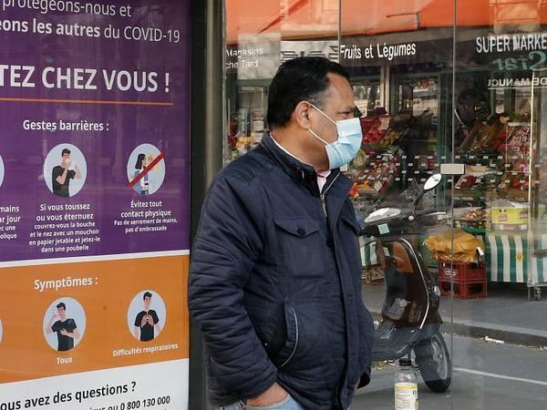 Fransada son sutkada koronavirusdan 163 nəfər dünyasını dəyişib