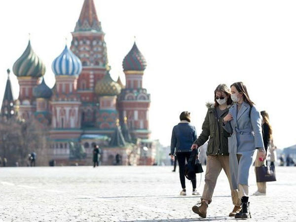Rusiyada son sutkada 15 700 nəfər koronavirusa yoluxub