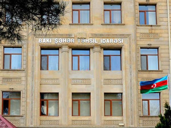Bakının 127 təhsil işçisi ordu sıralarına qoşulub