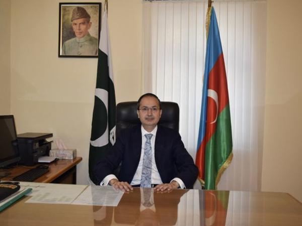 Azərbaycan uğurlu əməliyyatla torpaqlarını işğaldan azad edir - Pakistan səfiri