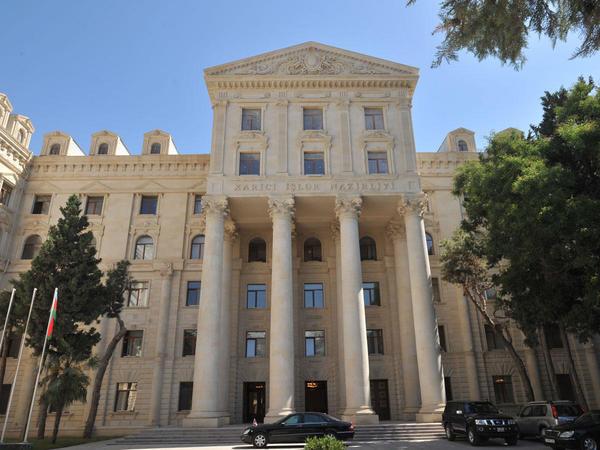 XİN Paşinyanın münaqişənin diplomatik həllinin olmadığı ilə bağlı bəyanatına dair açıqlama verib