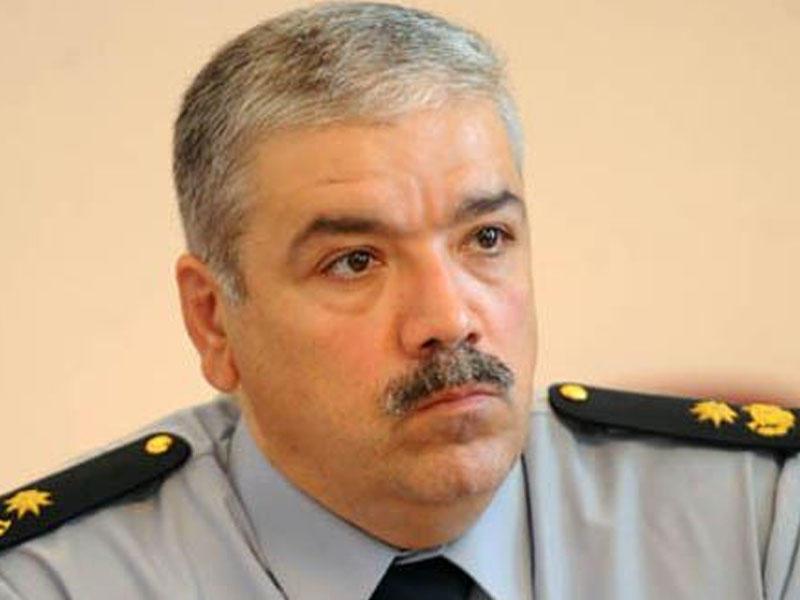 General-mayor Emin Şəkinski vəfat etdi