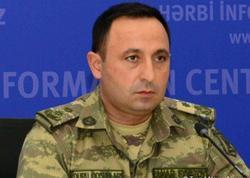 Azərbaycan Ordusu qələbə əzmi ilə döyüşləri davam etdirir - Anar Eyvazov