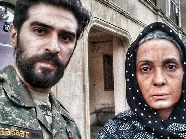 """Azərbaycanlı aktyor: """"Zəngilandan çıxanda anam evin bünövrəsinə beton tökmüşdü ki…"""" - FOTO"""