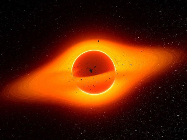 Astronomlar: Süd Yolu qalaktikasının mərkəzindəki qara dəlik çox asta dövr edir və ya yerində dayanır
