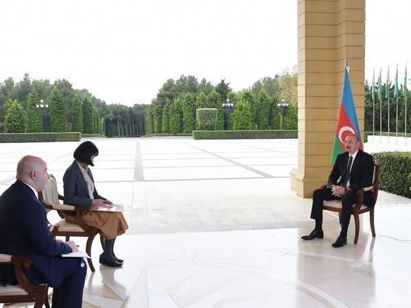 Azərbaycan Prezidenti: Beynəlxalq müşahidəçilərlə bağlı həlledici sözü biz deməliyik