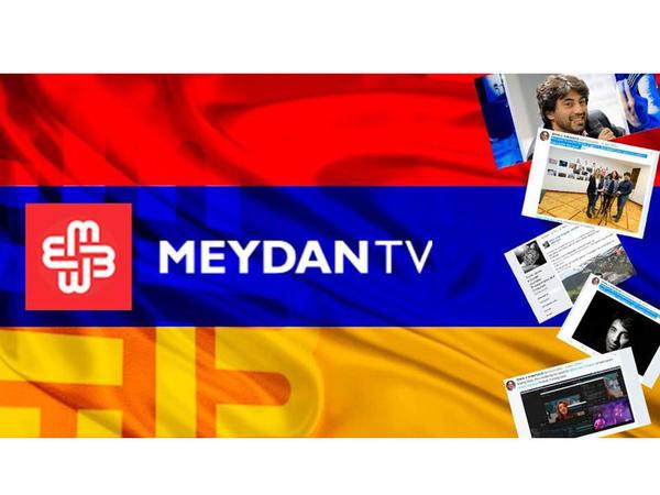 """Azərbaycanın haqq savaşına qarşı çıxan &quot;Meydan TV&quot; erməni lobbisinin tezisləri əsasında işləyir - <span class=""""color_red""""> Ekspert</span>"""