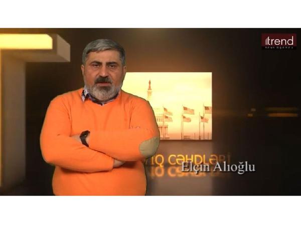 """Təlaşa düşmüş düşmən """"xilas"""" yolları arayır - VİDEO"""