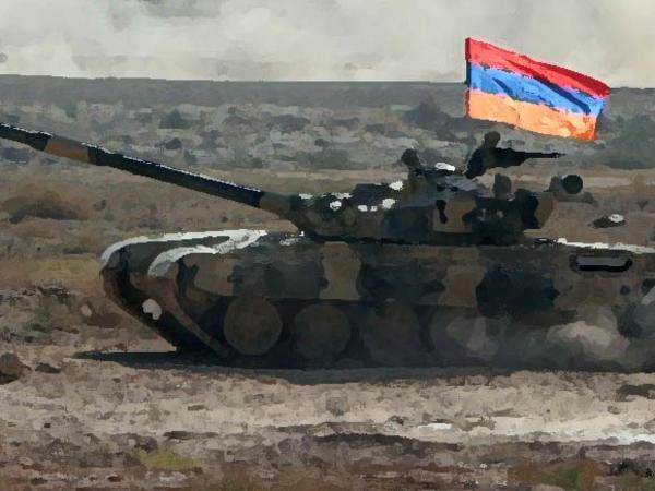 Ermənilərin tank yalanları üzə çıxır