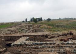 Qafqaz Albaniyasına aid ilk orta əsr xristian abidəsində arxeoloji tədqiqatlar davam edir