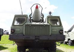 """Ermənistanın atdığı &quot;Elbrus&quot; raketi hədəfə dəqiq vurmaq imkanına malik deyil - <span class=""""color_red""""> Ekspert</span>"""