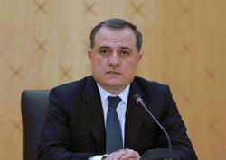 Ceyhun Bayramov ABŞ prezidentinin köməkçisi ilə görüşüb
