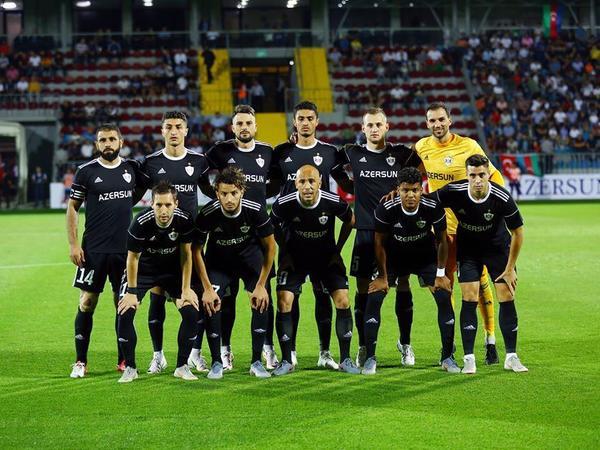 """Avropa Liqası: """"Qarabağ"""" qrup mərhələsində ilk matçını keçirdi"""