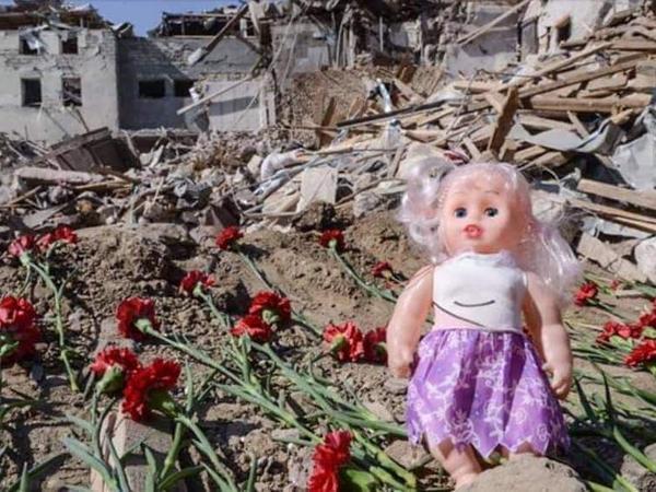 """""""Dünya Ermənistanın terror aktlarına etirazını bildirməlidir"""""""