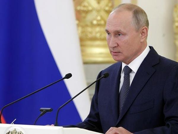 """Putin: """"Ərdoğan kimi tərəfdaşla işləmək xoş və etibarlıdır"""""""
