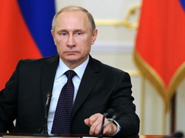 """Putin: """"Azərbaycan ərazisinin əhəmiyyətli bir hissəsinin itirildiyi vəziyyət əbədi davam edə bilməz"""""""