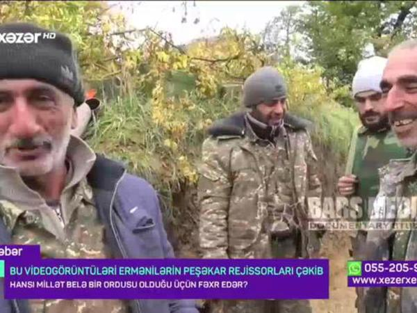 """Ermənistan ordusunun real mənzərəsi - <span class=""""color_red"""">Əsgər tapılmır - VİDEO</span>"""