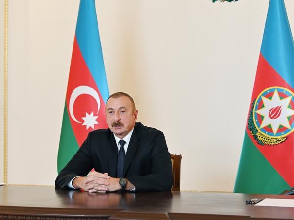 Prezident İlham Əliyev: Türkiyə əsla münaqişəyə cəlb edilməyib