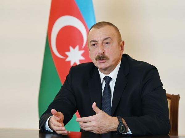 Azərbaycan Prezidenti: Ən yaxşı yol sülh şəraitində, harmoniyada yaşamaq və yenidən yaxşı qonşu olmağa çalışmaqdır